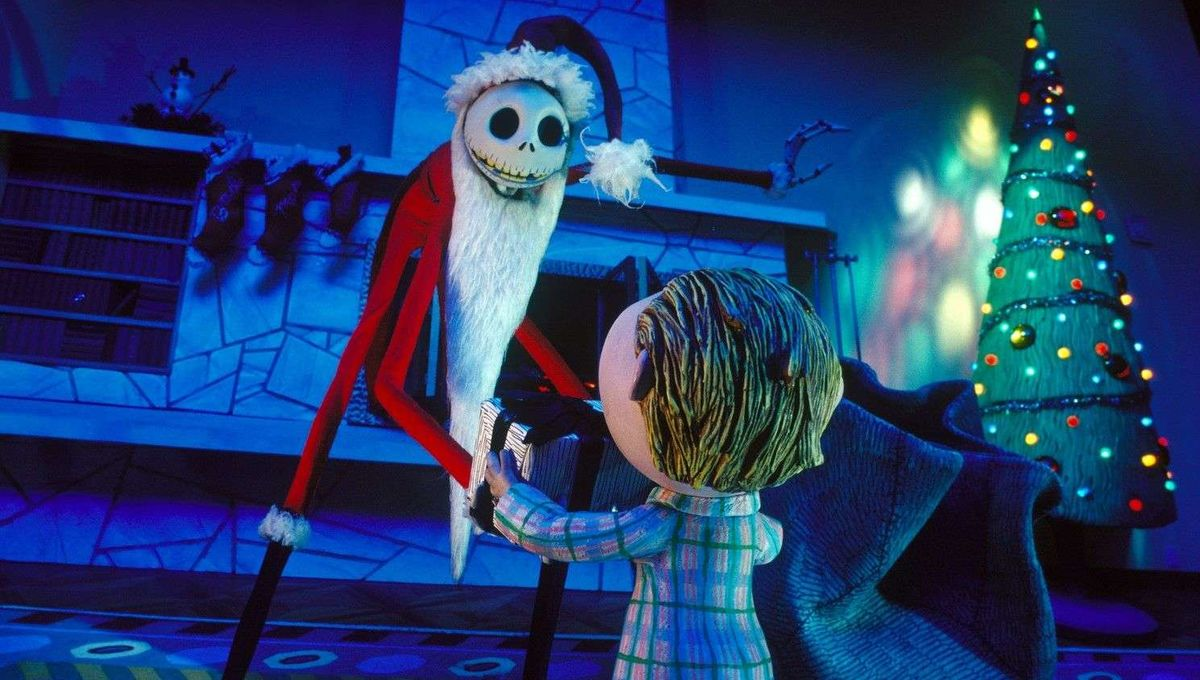 Tim Burton Christmas Carol.The 13 Best Characters From The Nightmare Before Christmas