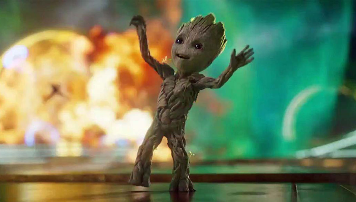 Baby Groot Is Groot S Son Syfy Wire