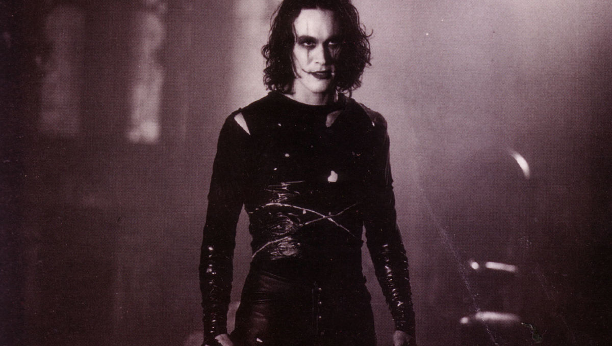 Brandon Lee's near-final interview for The Crow is a heartbreaking blast from the past