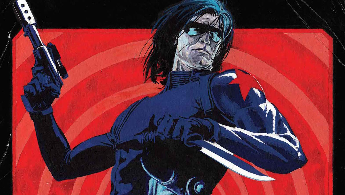 Behold the psychedelic first look at Marvel's new Bucky