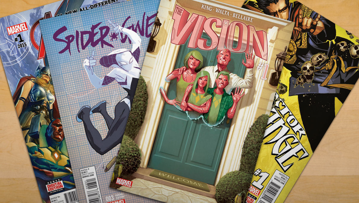 10 of the best All New, All Different Marvel Comics to check out post-relaunch