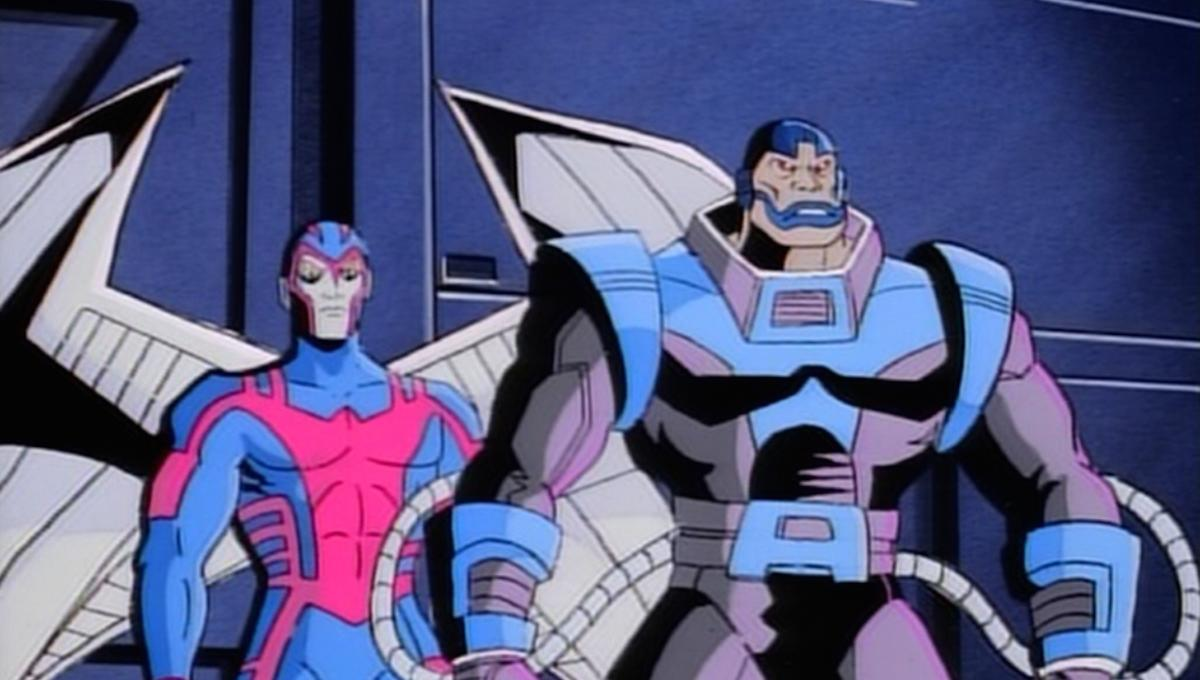 Every appearance of Apocalypse in a X-Men animated series