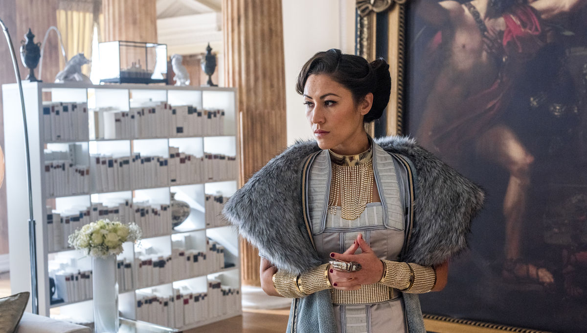 Into the Badlands Season 2 Episode 8: Sting of the Scorpion's Tail recap