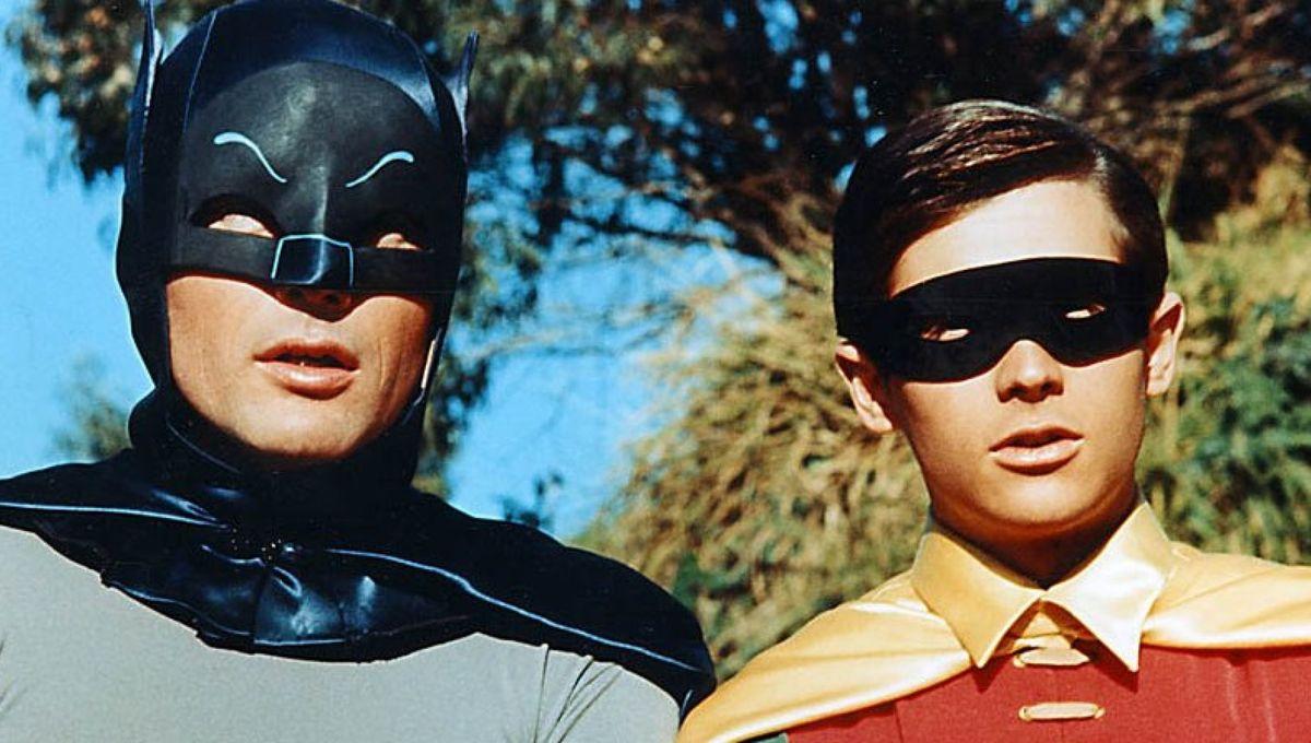 Batam and robin