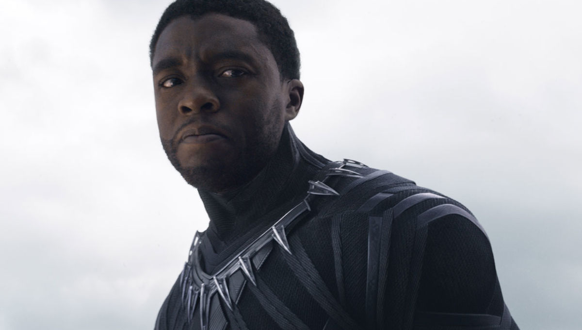 Black Panther Chadwick Boseman On Developing T Challa S Voice Role Of Power