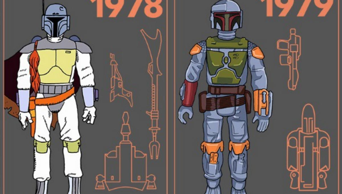The evolution of Boba Fett's armor in Star Wars - Blastr