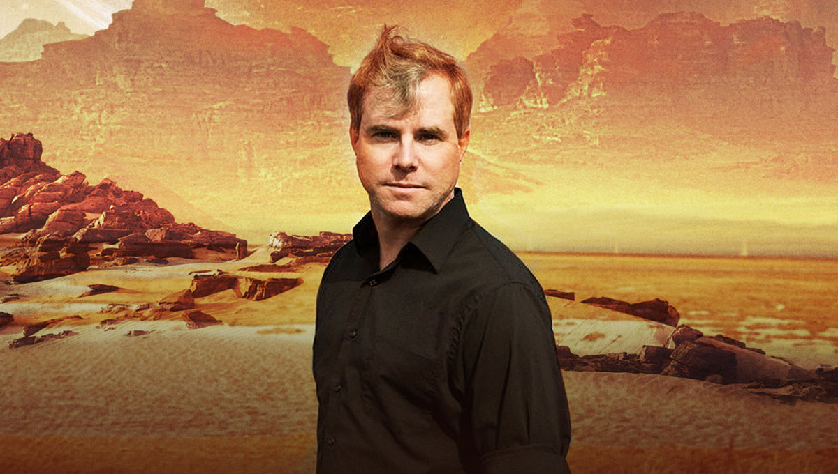 Andy Weir on crowdsourcing novels and what The Martian shares with Doctor Who