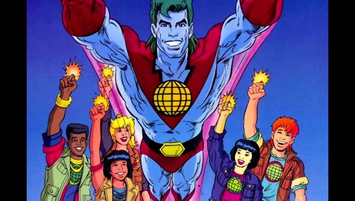 Captain planet photos 69
