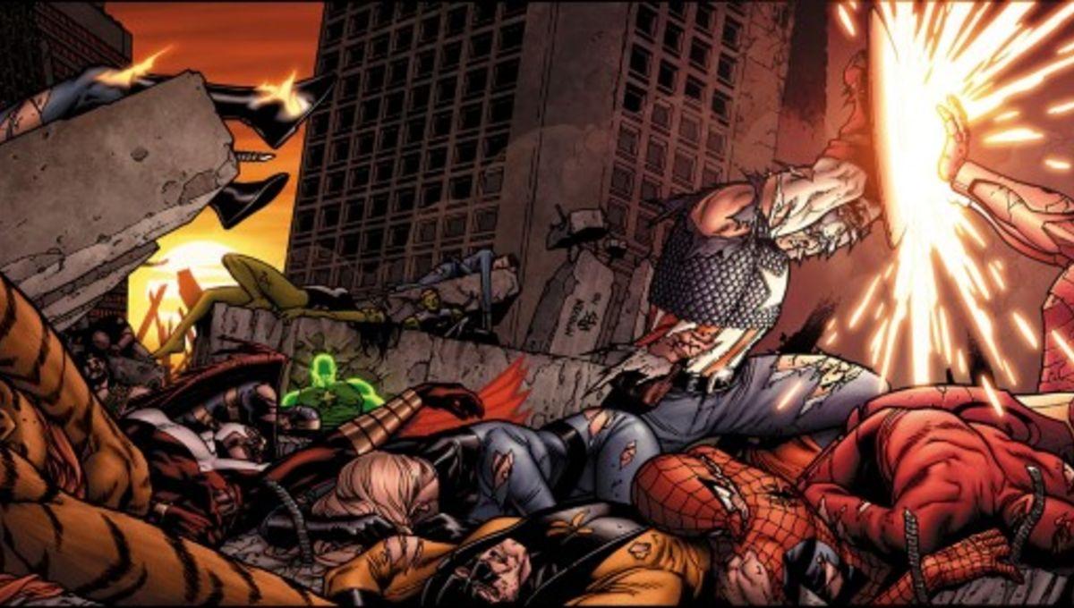 a0854cd2 War Stories: The best Civil War comic book battles we won't see on screen