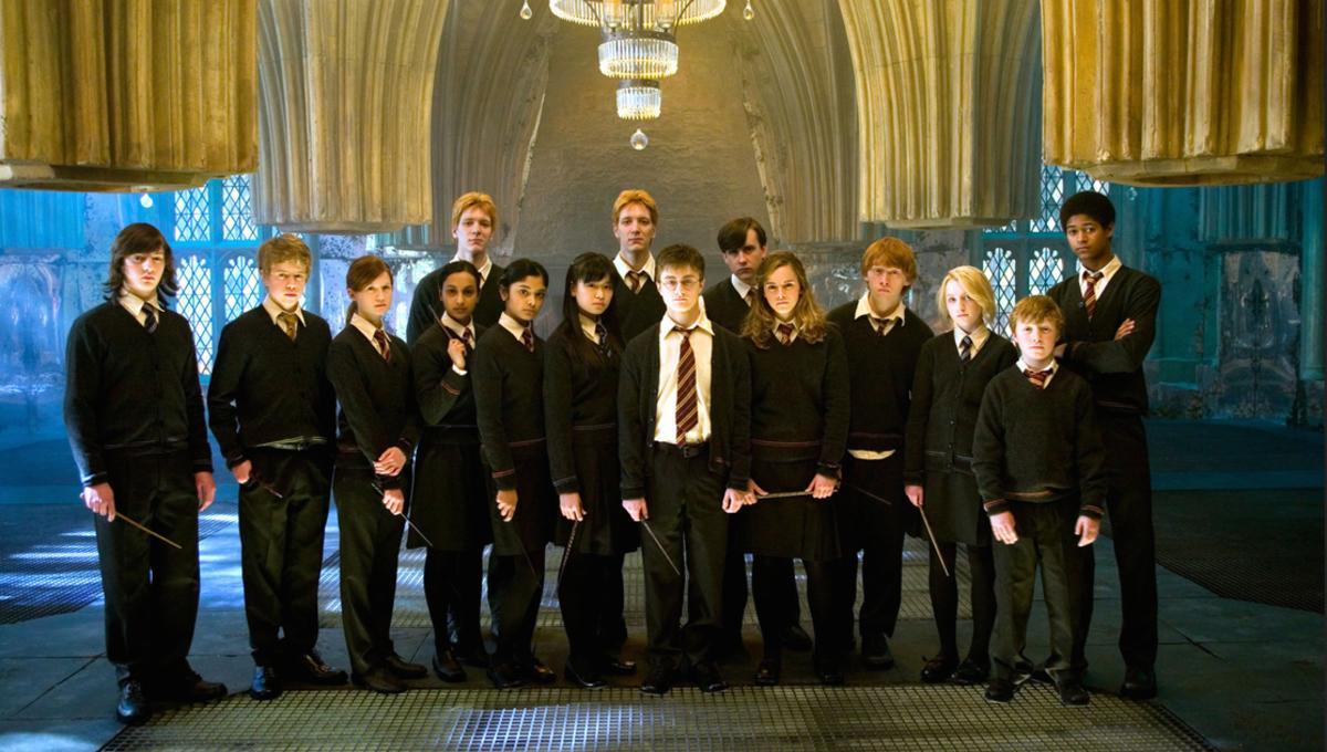 Harry Potter Camera Crew : The harry potter alliance: a real dumbledores army uses their