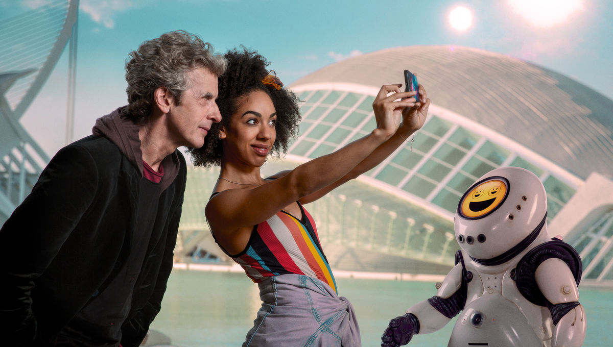 """Doctor Who - Episode 2 - """"Smile"""""""