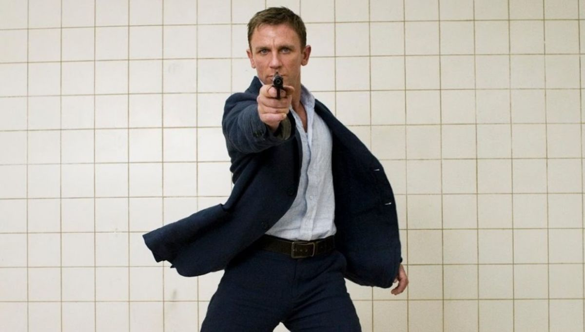 fa342a94bd Daniel Craig is ready to put on his tux again, confirms Bond 25 is his next  project
