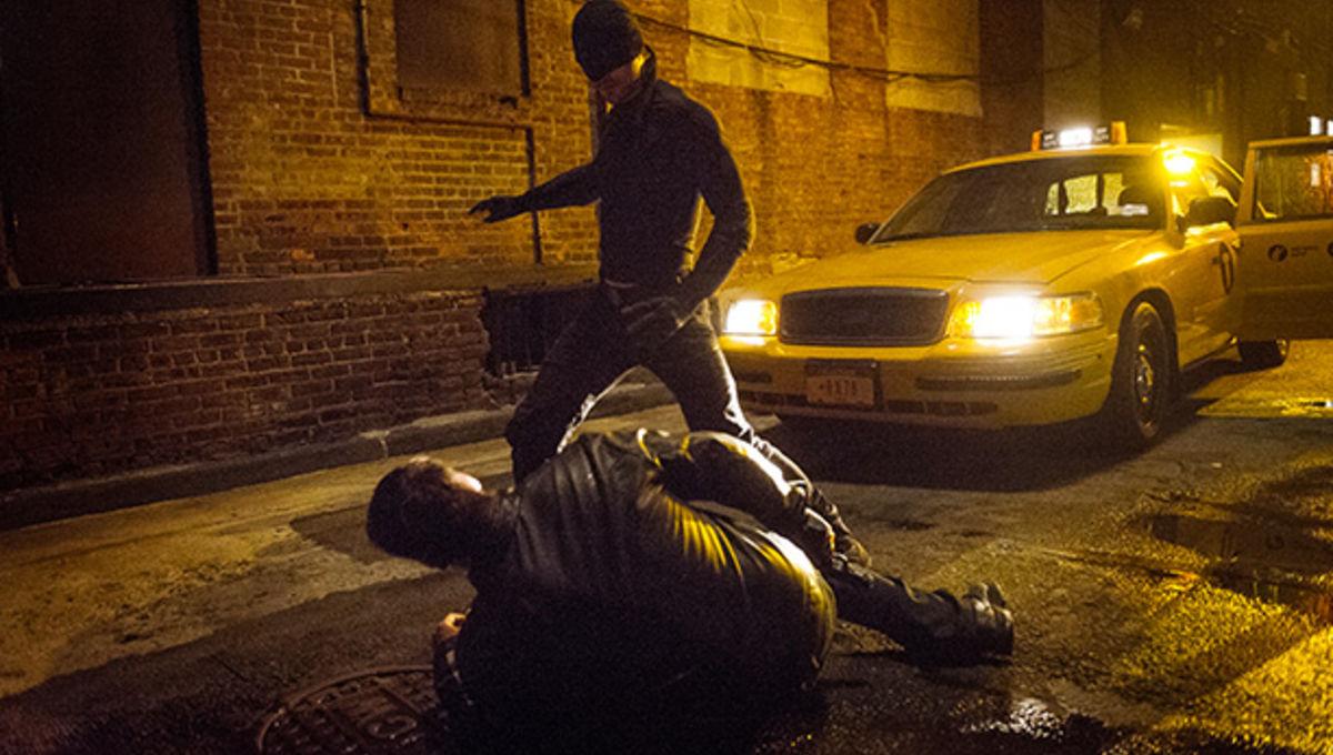 Marvel exec on Daredevil series: 'Crime drama first