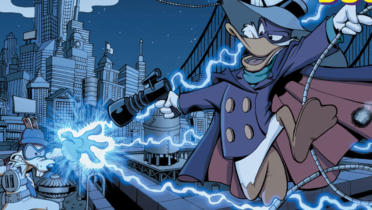 bef83a67fbe Capcom bringing Darkwing Duck