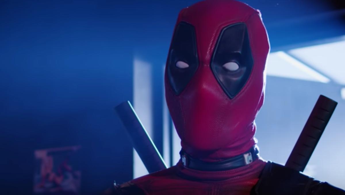 94ab72a3 Watch Deadpool parody Beauty and the Beast in astonishing fan film ...
