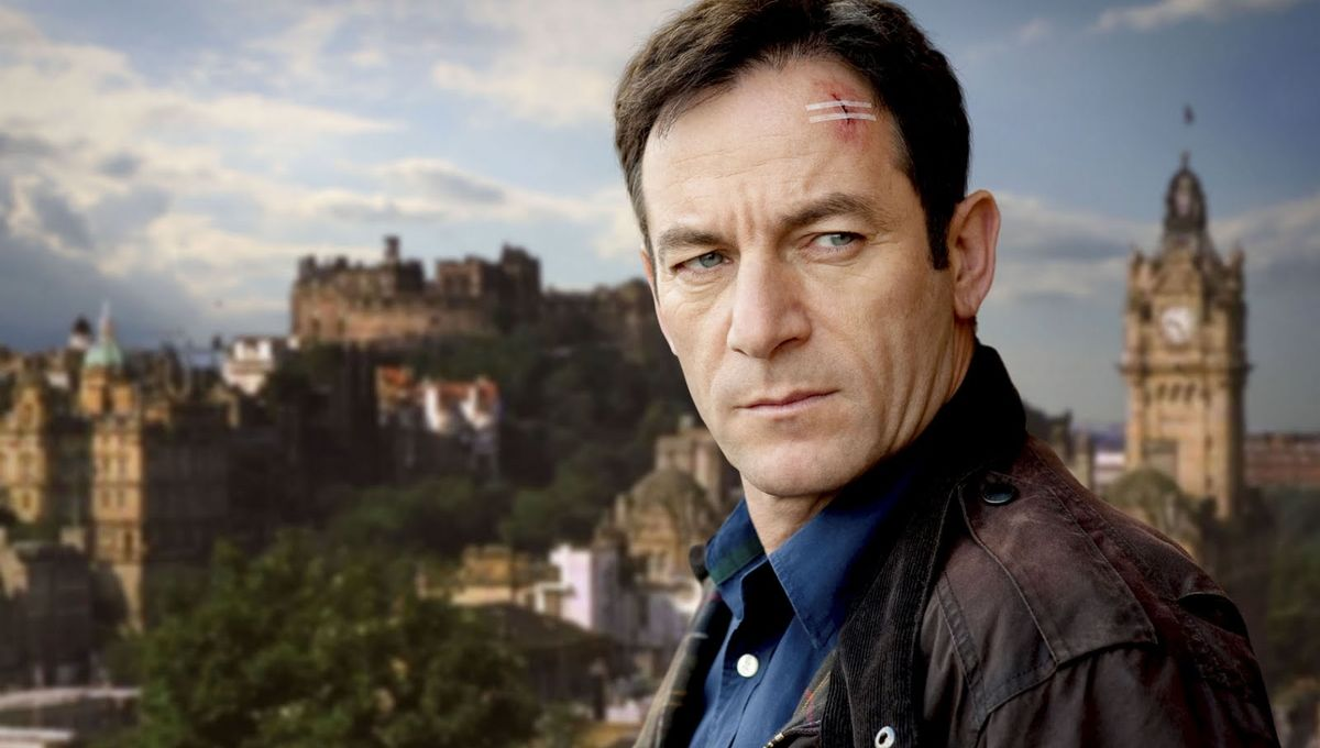USA's Dig with Jason Isaacs