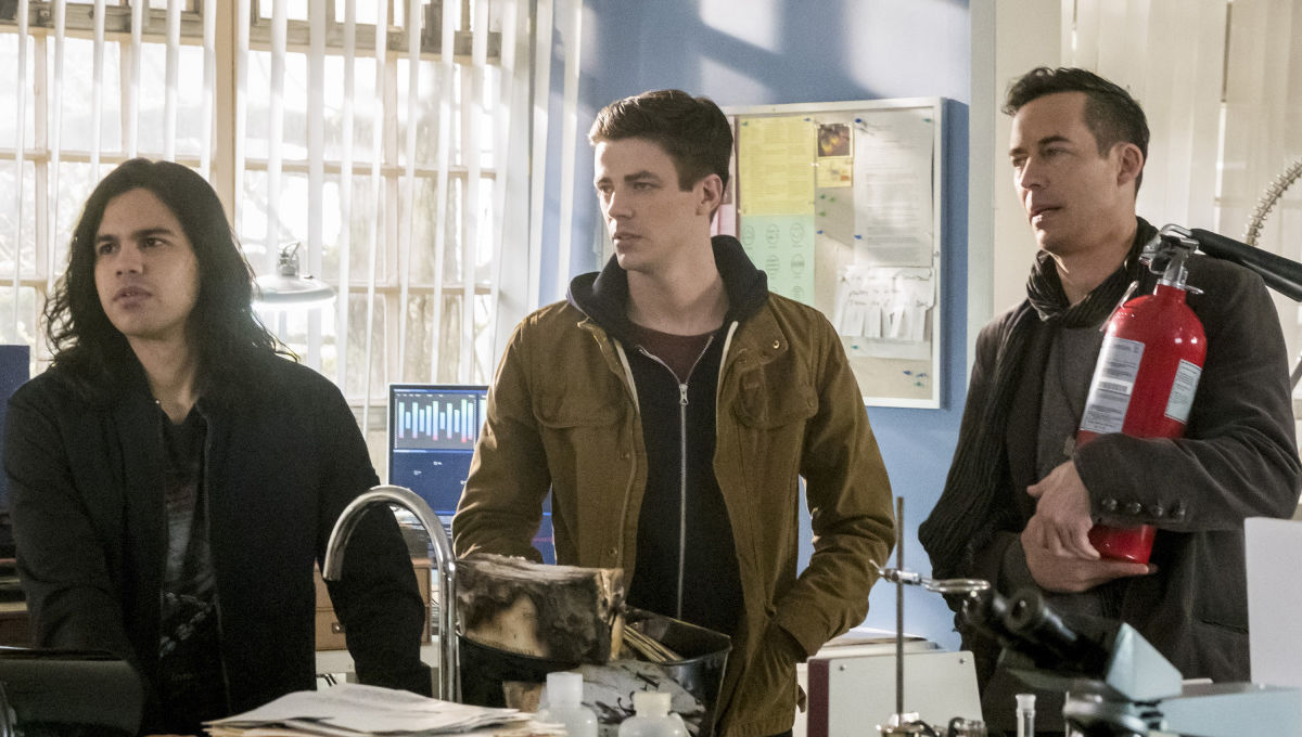 The Flash: Season 3 Episode 20: I Know Who You Are recap