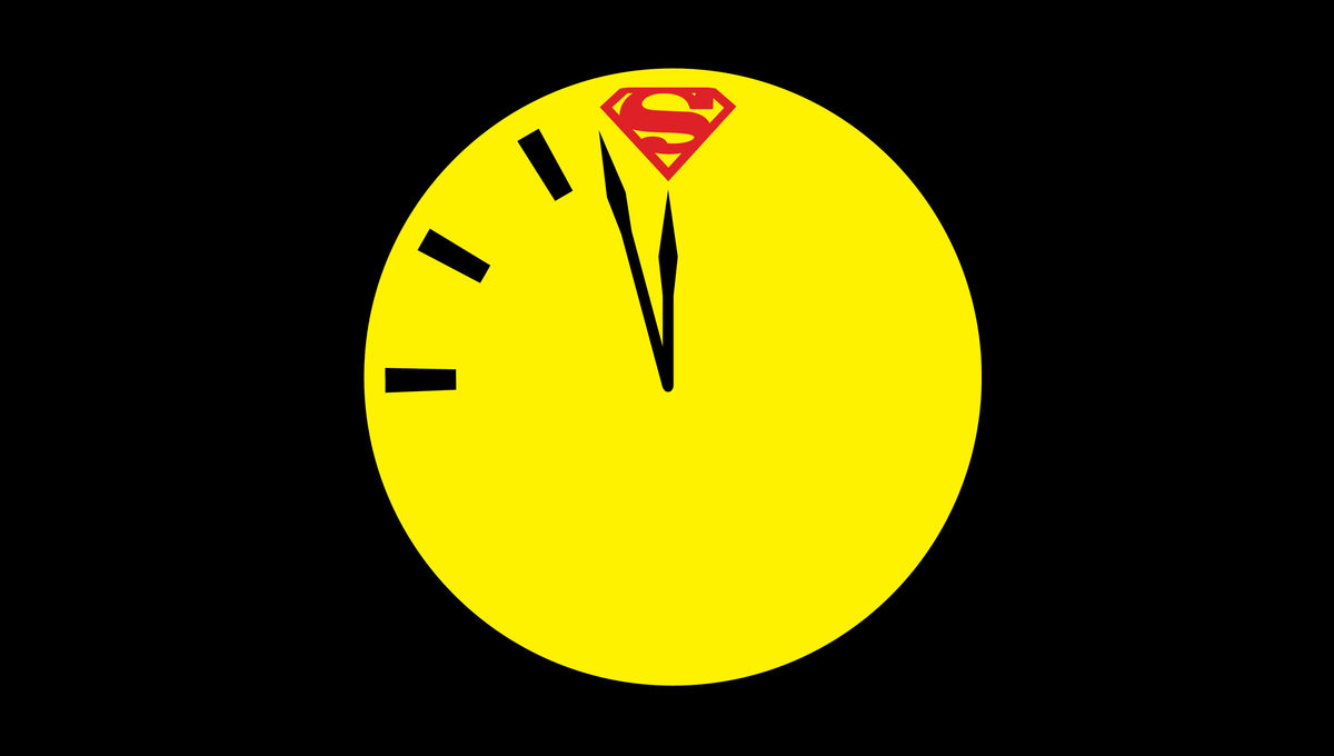 Geoff Johns Doomsday Clock Teaser First Details