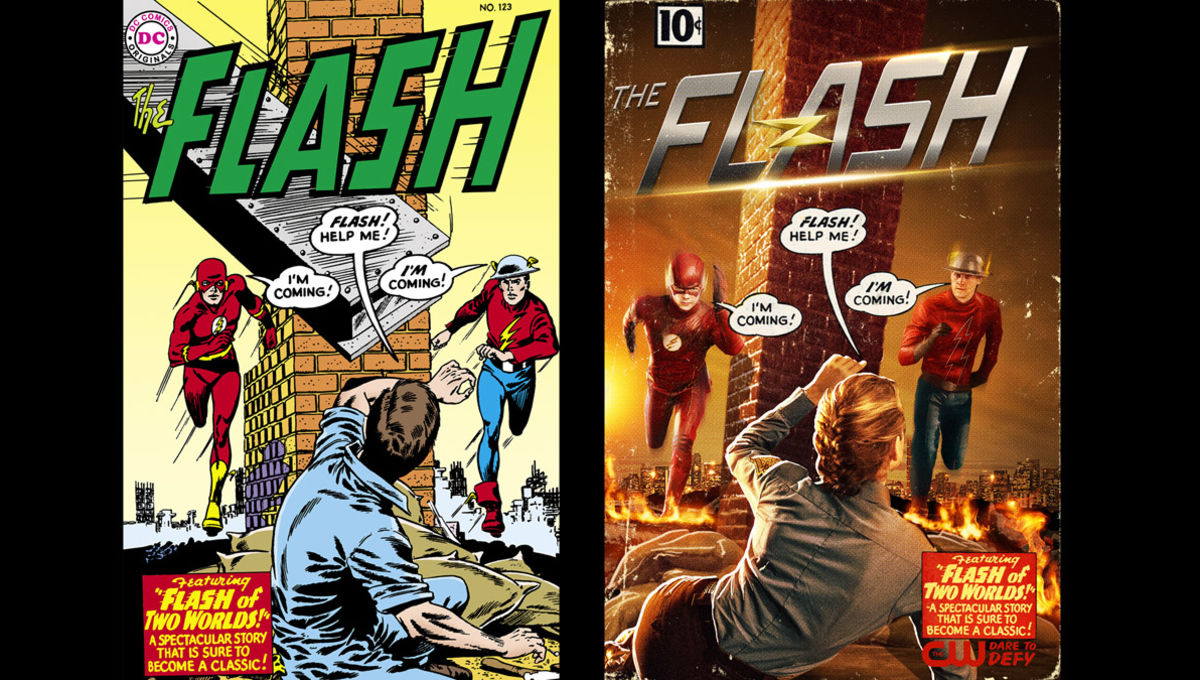 Two in a Flash