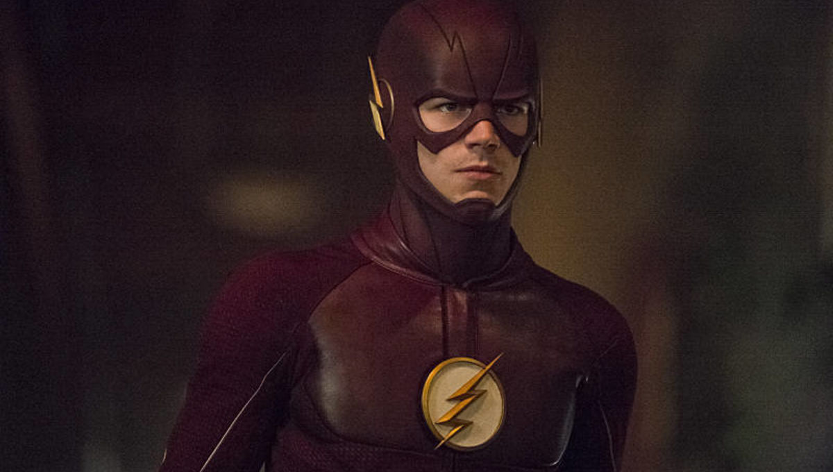 The Flash Season 2 New Pictures Give Us Our Best Look At Jay Garrick