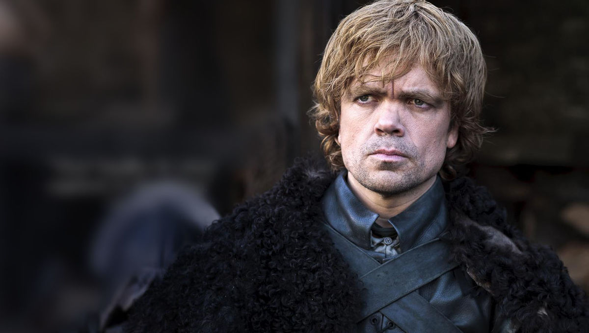 Tyrion Lannister, the most deserving of a seat on our pants throne