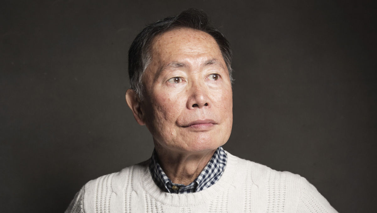 At SDCC, George Takei asks us to act boldly
