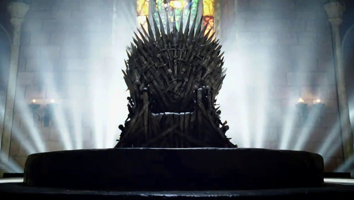 Image Of Game Of Thrones Throne