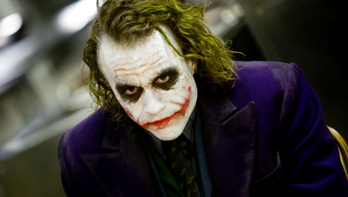 Look Inside The Eerie Diary Heath Ledger Kept While Playing