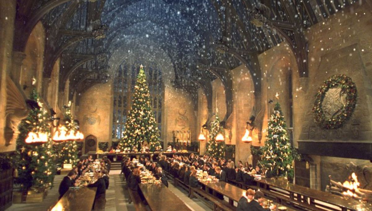 J K  Rowling announces 12 days of Harry Potter stories for