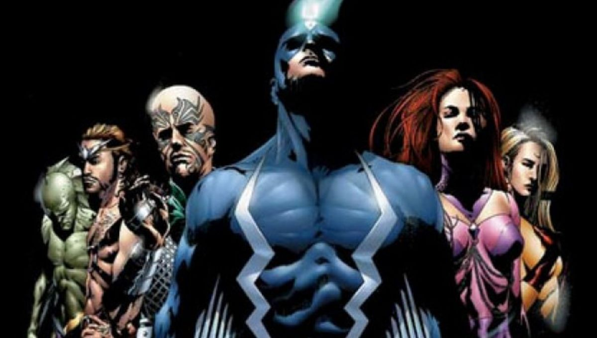 The REAL reason why Marvel might make that Inhumans movie | SYFY WIRE
