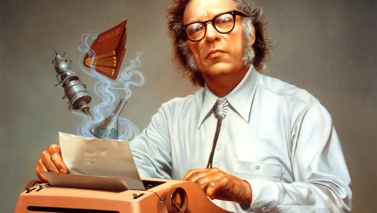 Read Isaac Asimov's never-published 1959 essay 'On Creativity ...