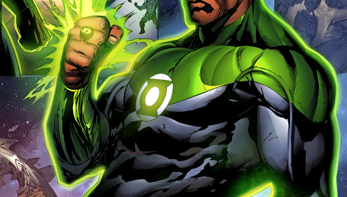 bfe6cfe72f7c3e Green Lantern Corps - Actor Lance Gross is gunning to play Green ...