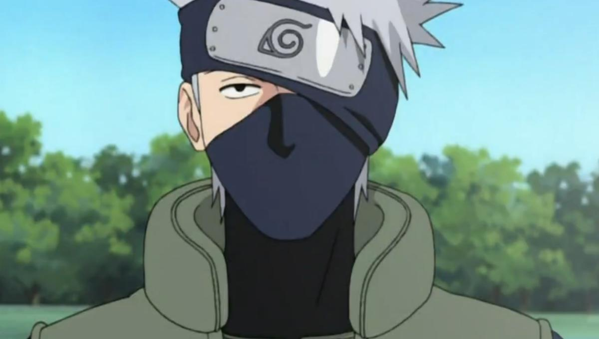 After 15 years, Naruto finally reveals Kakashi Hatake's full face