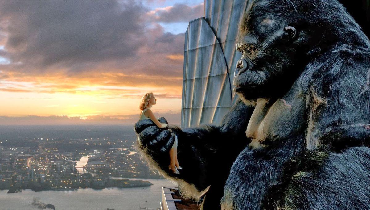 Kong Retrospective King Kong 2005