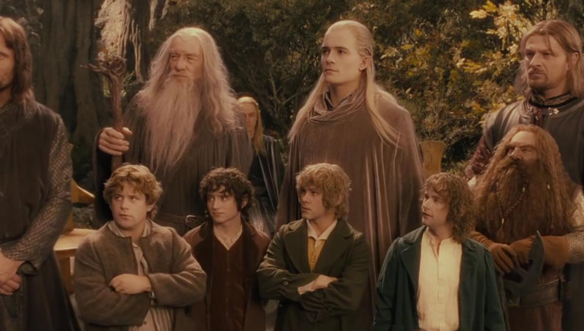 Celebrate The 15th Anniversary Of The Lord Of The Rings The