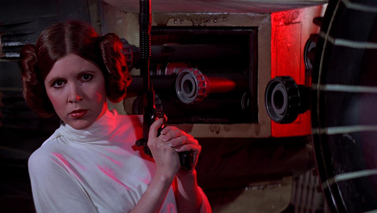 Nouveaux produits d6ca2 e65b7 13 favorite moments when Carrie Fisher was the hero we were ...