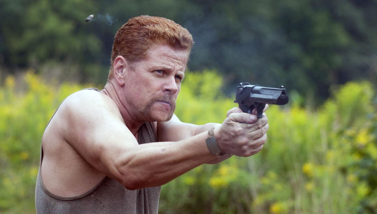 Michael Cudlitz on The Walking Dead