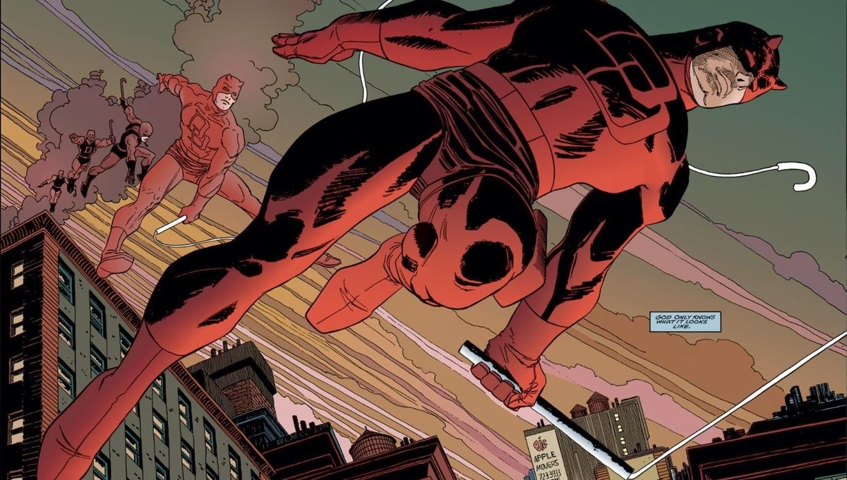 John Romita Jr  Daredevil interview