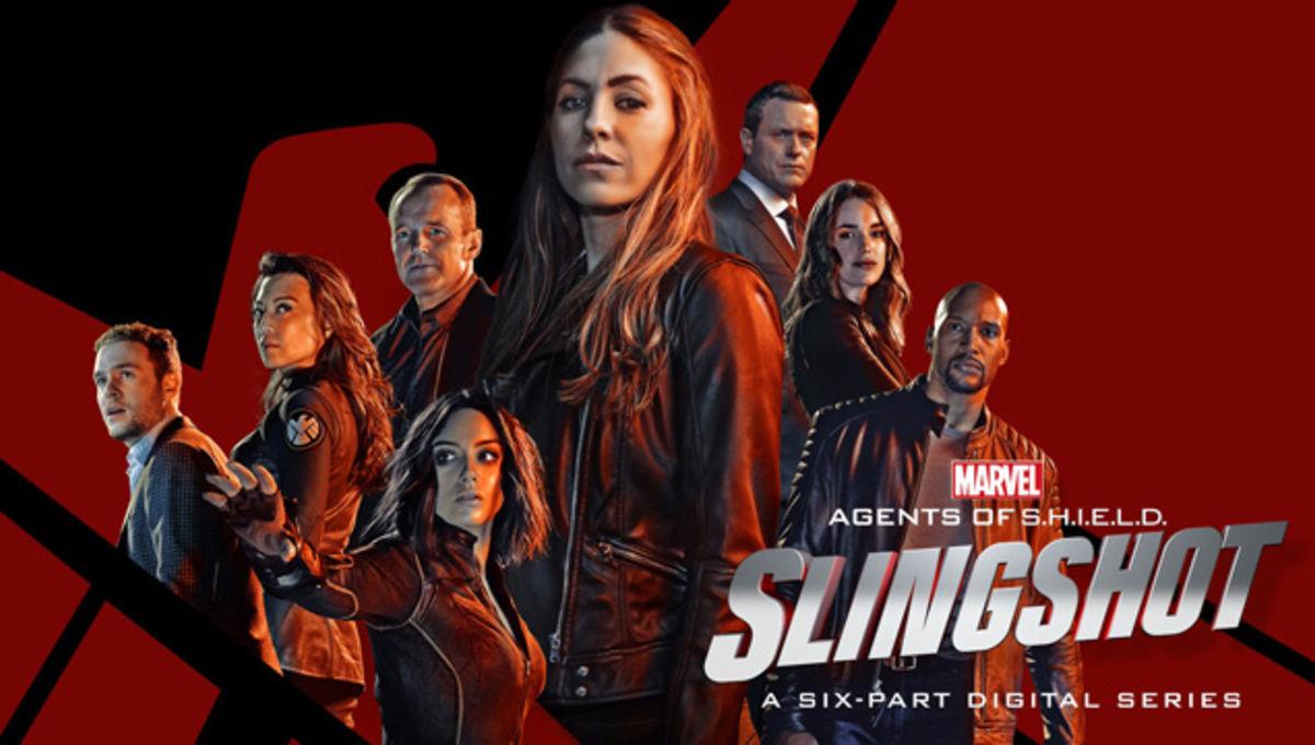 Watch the full Marvel's Agents of S H I E L D : Slingshot spinoff