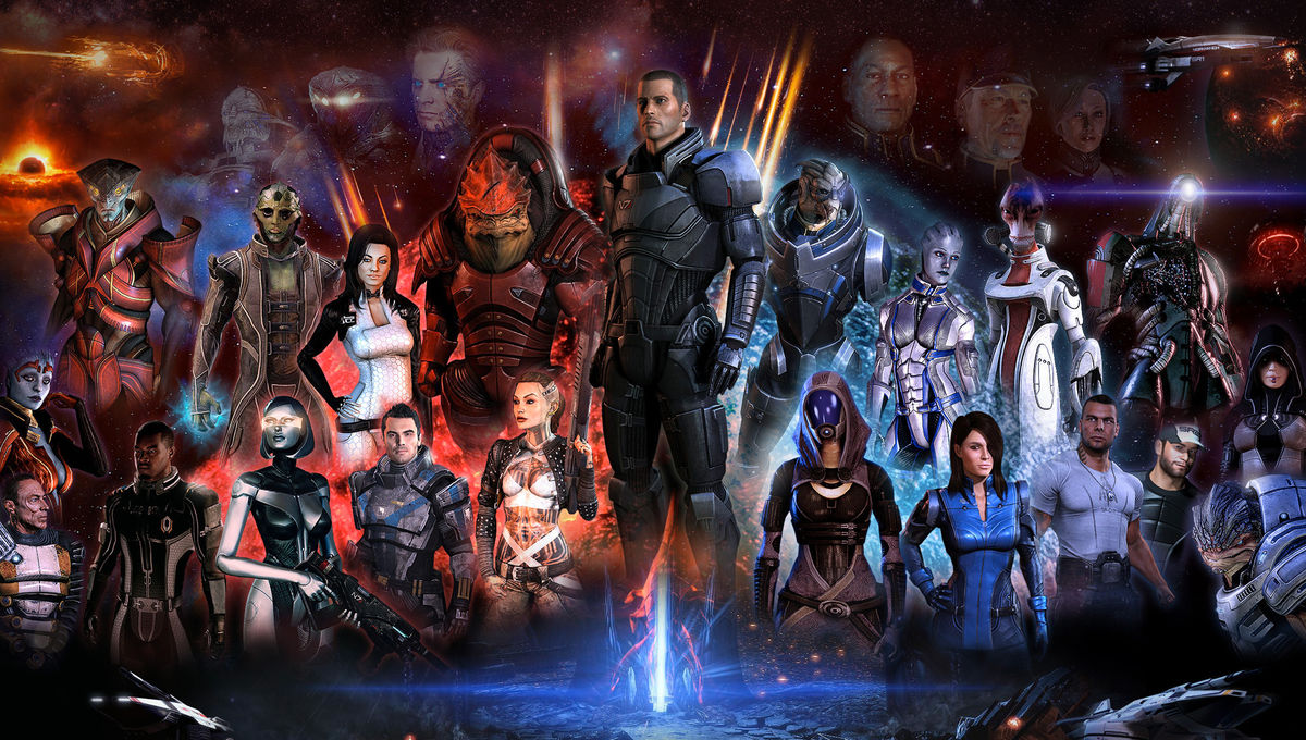 Mass Effect S Companions Ranked Worst To Best Blastr