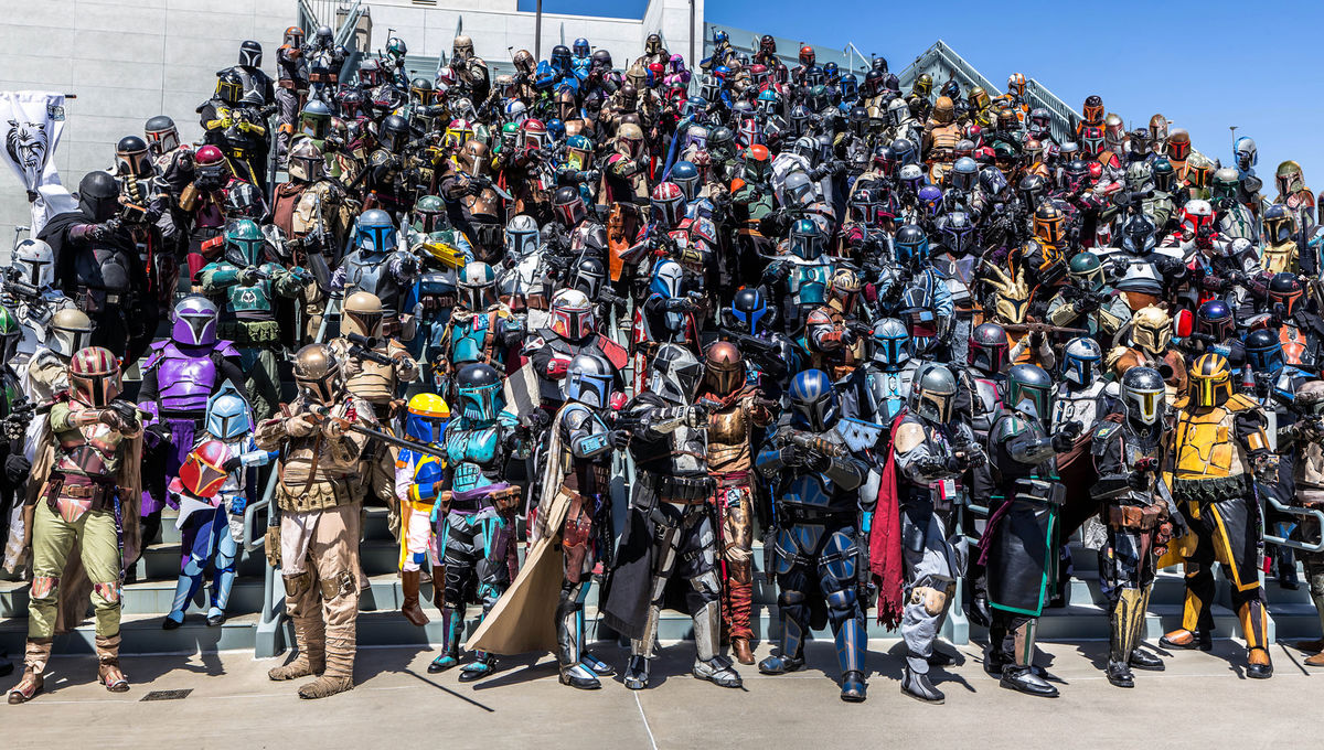 The Mandalorian Mercs A Star Wars Costuming Group That Embraces