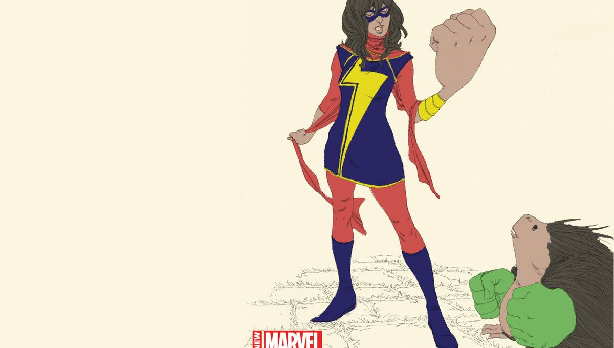 Ms  Marvel fans should check out these other comics  - Blastr