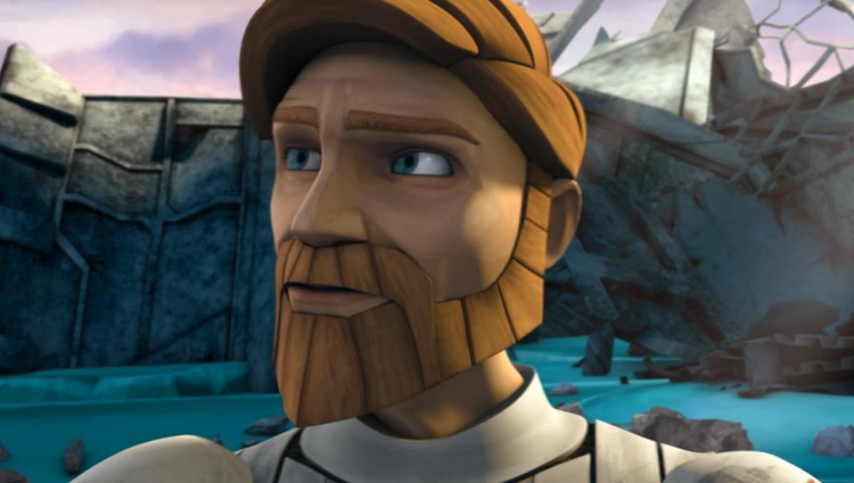 The guy who voiced Obi-Wan Kenobi is doing a Star Wars
