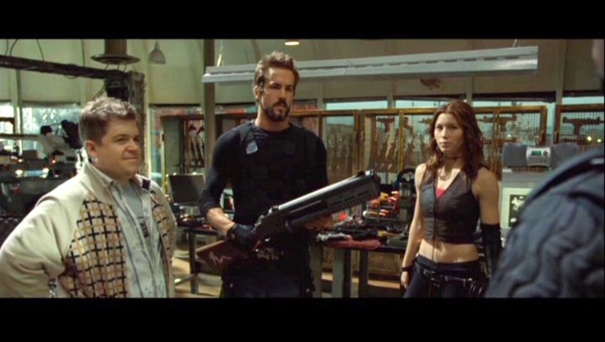 Watch Patton Oswalt Describe The Craziness Of Filming Blade Trinity