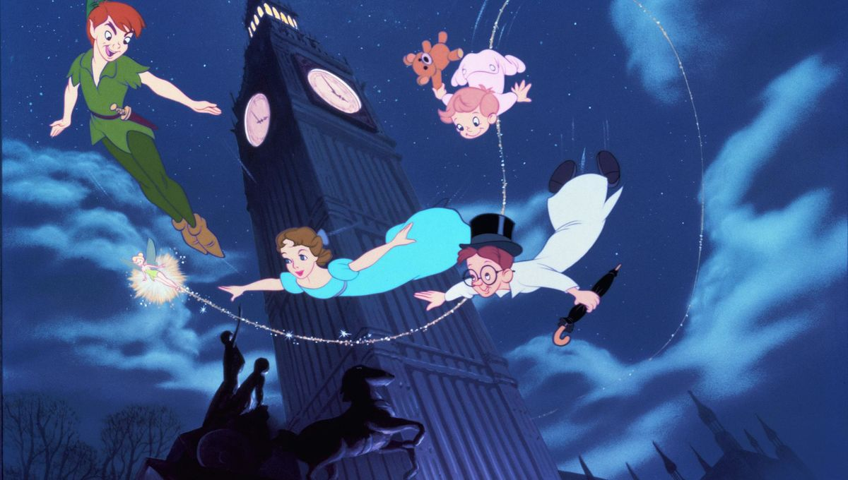 Disney Returns To Neverland With A Live Action Peter Pan Movie