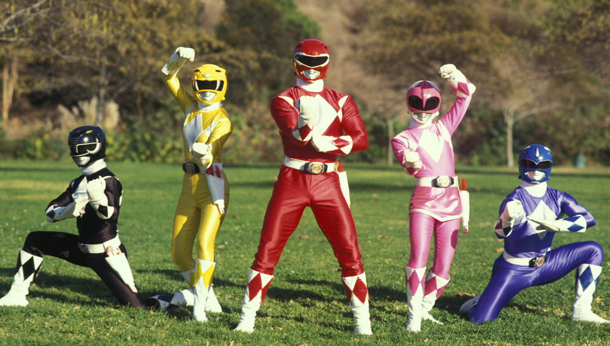 Power Rangers reboot looking at these young actors to fill the roles