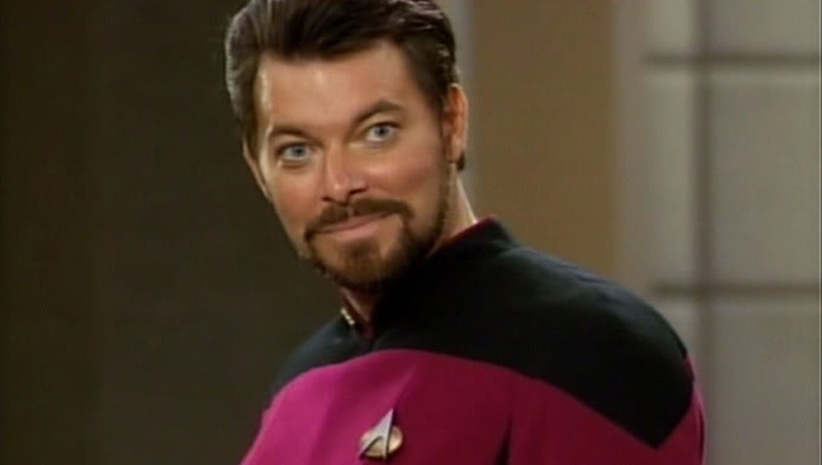 Star Trek: The Next Generation's William T. Riker gets his own ...