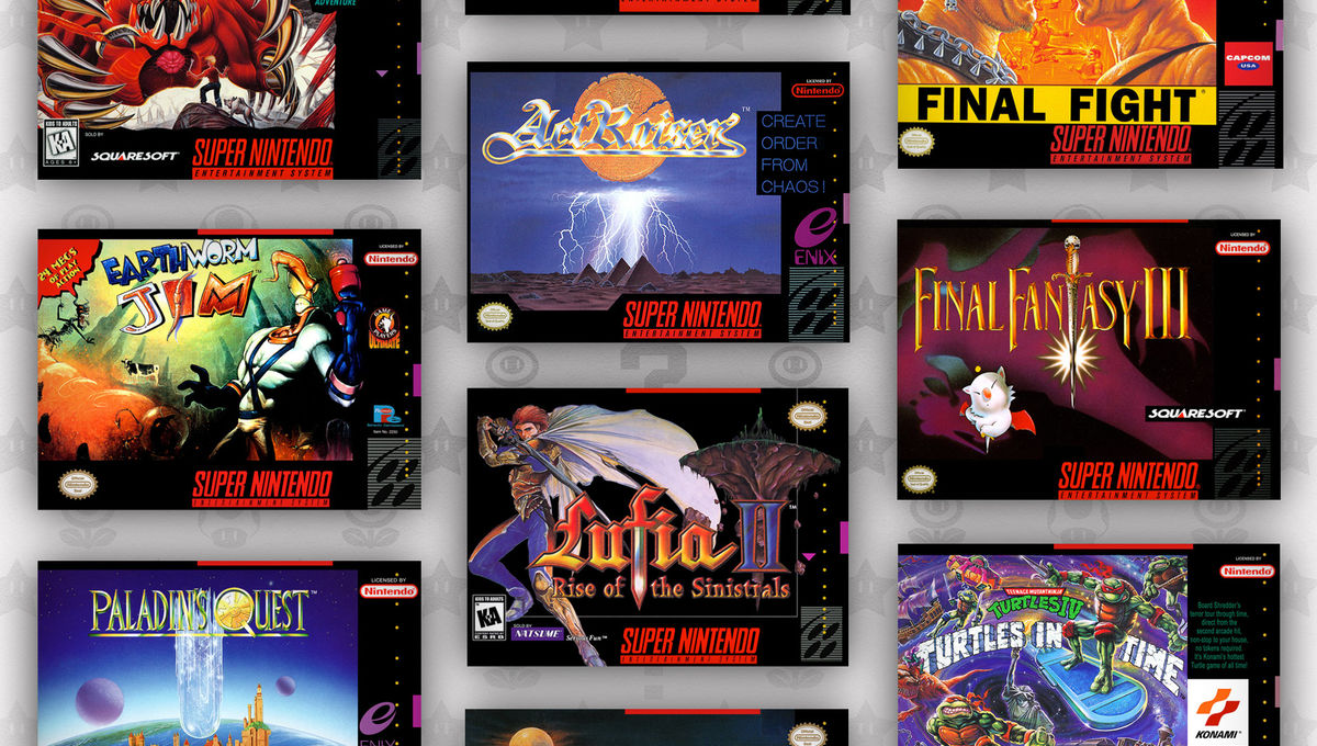 10 of the best SNES games that deserve a comeback - Blastr