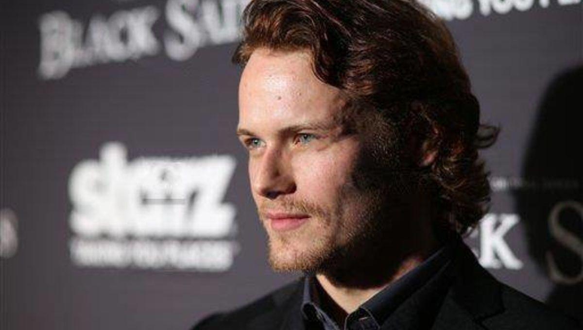Outlander's Sam Heughan talks obsessed Jamie Fraser fans and