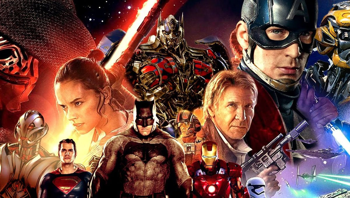 Star Wars, Marvel, DC, Transformers and more: a look at the
